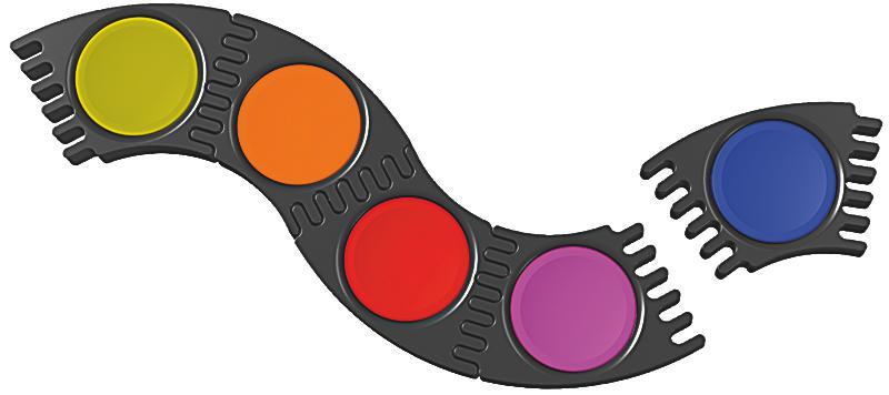 Spielerisch farben kennenlernen
