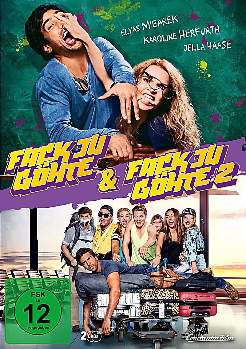 Fuck You Göthe 2 Dvd