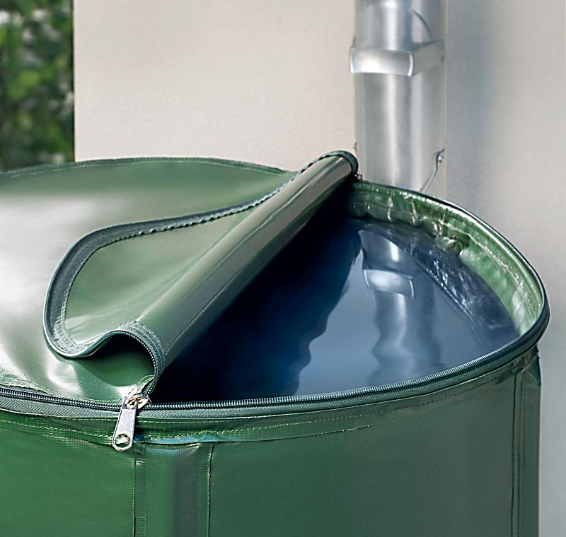 faltbare regentonne 350 liter jetzt bei bestellen. Black Bedroom Furniture Sets. Home Design Ideas