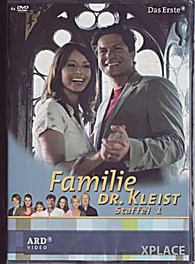 Familie Dr Kleist Dvd