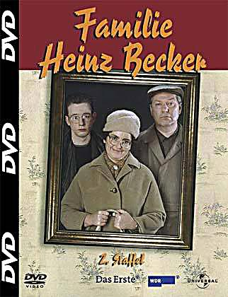 familie heinz becker staffel 2 dvd bei bestellen. Black Bedroom Furniture Sets. Home Design Ideas