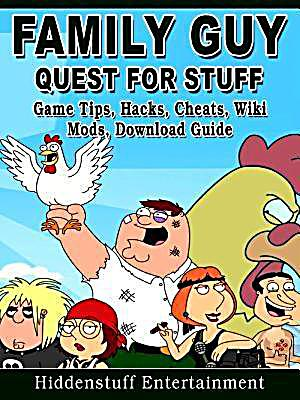 family guy quest for stuff dating guide The guide to every wedding dress code  it's a british teen drama that's both supernatural and stars guy pearce treasure quest  family guy (fox) if the .