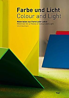 Farbe und licht colour and light m dvd rom buch for Lamp und licht