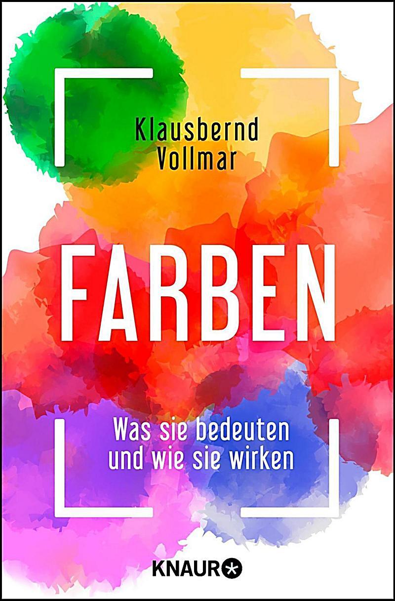 Farben Buch von Klausbernd Vollmar bei Weltbild.de