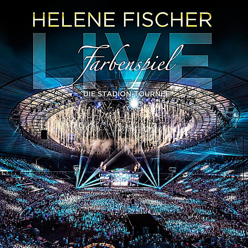 farbenspiel live die stadion tournee 2 cds von helene. Black Bedroom Furniture Sets. Home Design Ideas