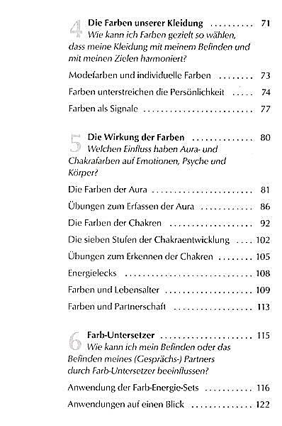 Farbtherapie Buch jetzt bei Weltbild.ch online bestellen