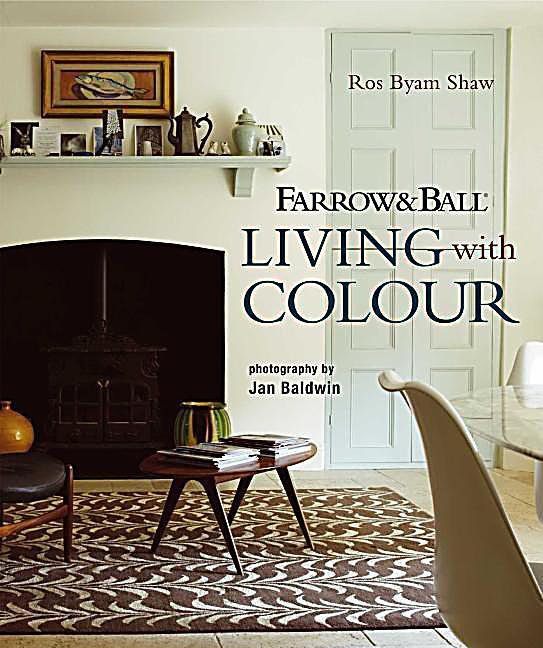 Farrow & Ball Living with Colour Buch portofrei bei Weltbild.de