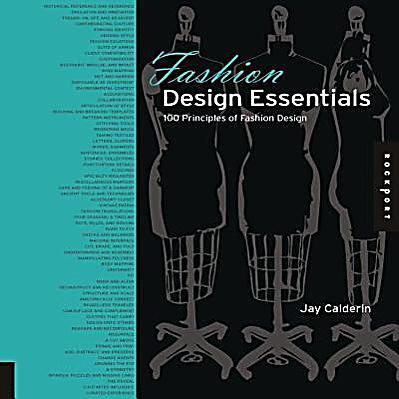 Fashion Design Essentials Buch Portofrei Bei