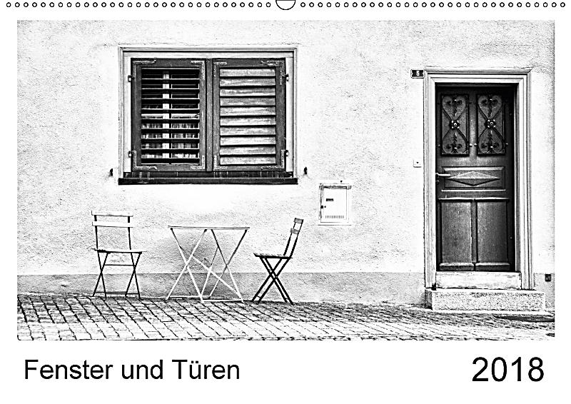 fenster und t ren wandkalender 2018 din a2 quer kalender bestellen. Black Bedroom Furniture Sets. Home Design Ideas