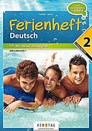 Ferienheft deutschstunde 2 klasse buch bei for Wolfgang pramper