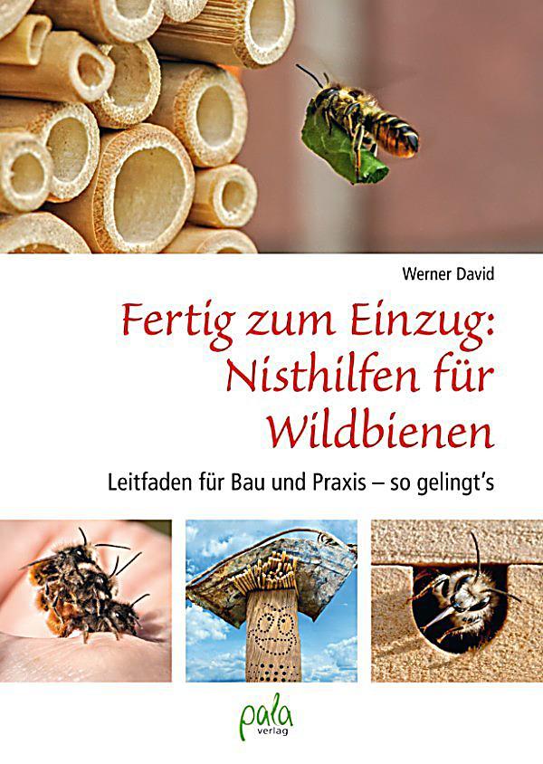 fertig zum einzug nisthilfen f r wildbienen ebook. Black Bedroom Furniture Sets. Home Design Ideas