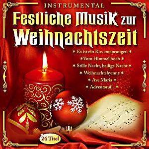 festliche musik zur weihnachts cd bei bestellen. Black Bedroom Furniture Sets. Home Design Ideas