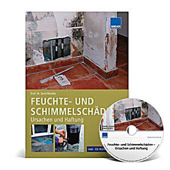 feuchte und schimmelsch den m cd rom buch portofrei bestellen. Black Bedroom Furniture Sets. Home Design Ideas