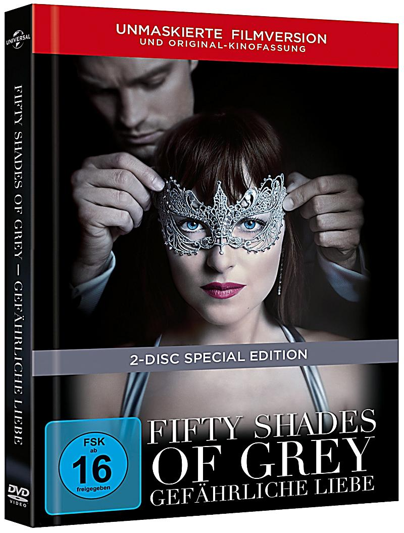 Fifty shades of grey 2 gef hrliche liebe dvd for Fifty shades of grey part 2