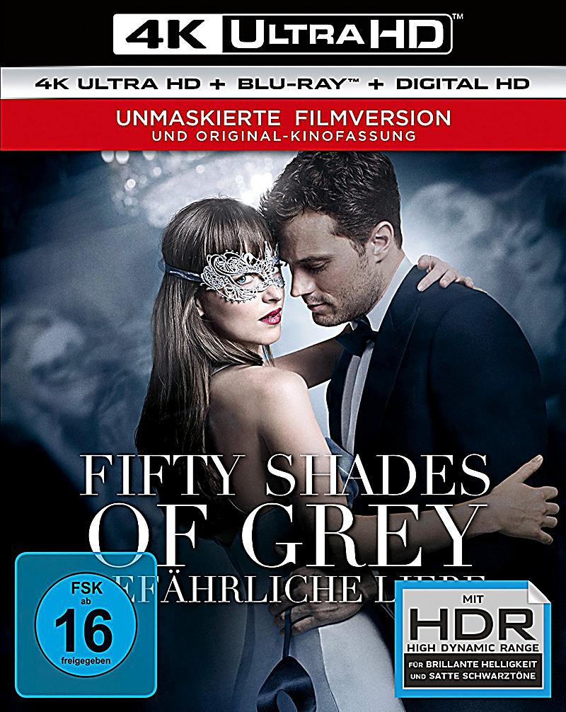 fifty shades of grey 2 gef hrliche liebe 4k ultra hd film. Black Bedroom Furniture Sets. Home Design Ideas