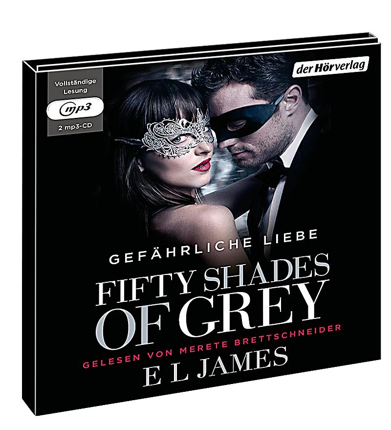 Fifty shades of grey gef hrliche liebe 2 mp3 cds h rbuch for Fifty shades of grey part 2