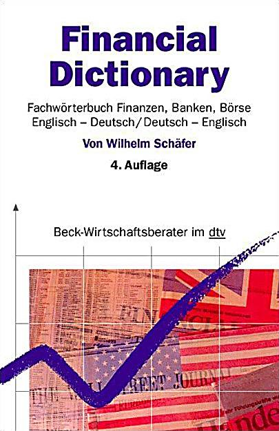 Financial dictionary englisch deutsch deutsch englisch buch for Dictionary englisch deutsch