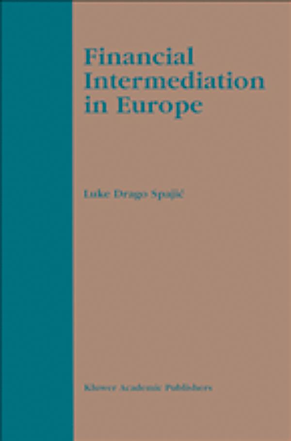 financial intermediation Excessive reliance on foreign savings to finance investment is  another  important constraint has been that of low financial intermediation.