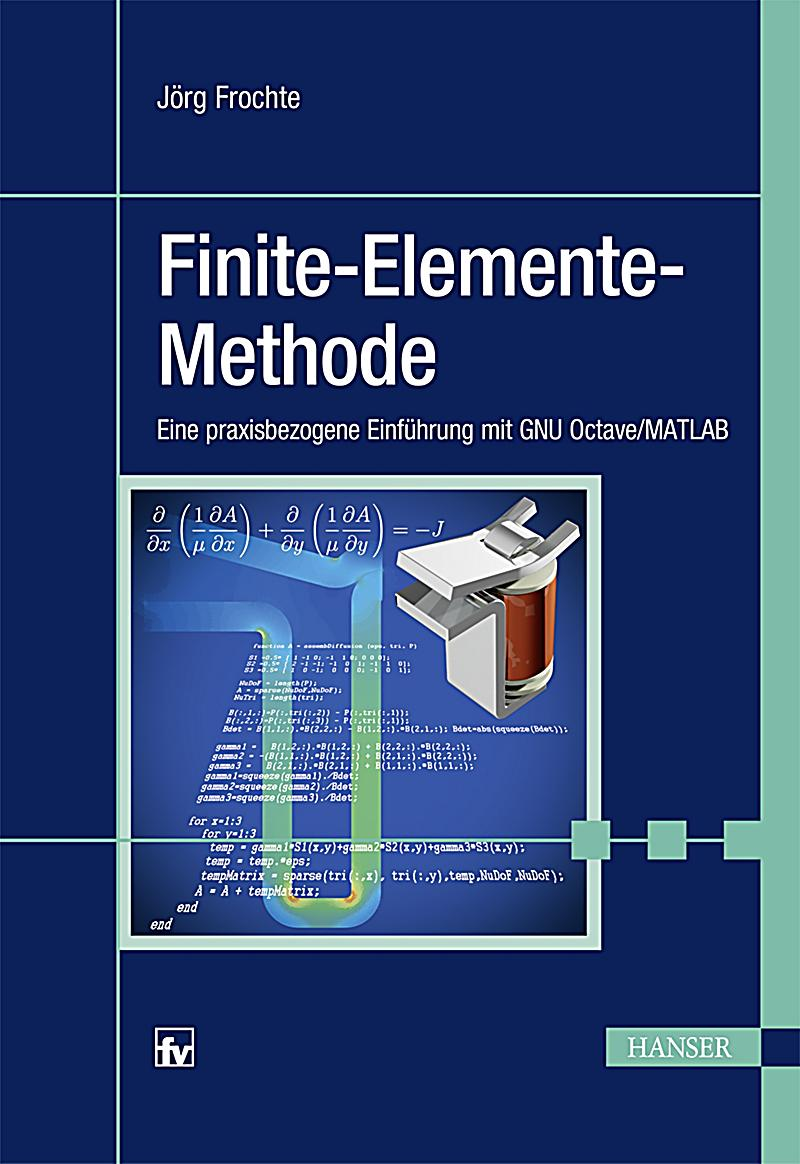 Finite elemente methode ebook jetzt bei als for Finite elemente in der baustatik