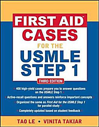 363 high-yield cases prepare you for the USMLE Step1