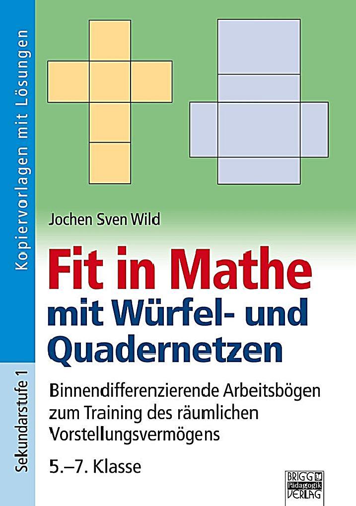 Fit in Mathe mit Würfel- und Quadratnetzen Buch - Weltbild.ch