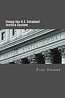 u s criminal justice system It's a very american invention, john goldkamp, a professor of criminal justice at temple university, said of the commercial bail bond system.