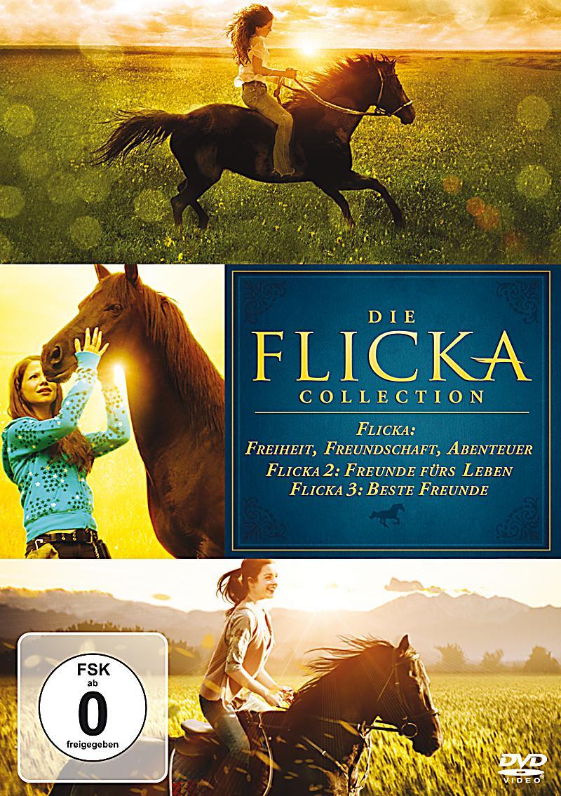 Flicka – Freiheit. Freundschaft. Abenteuer.