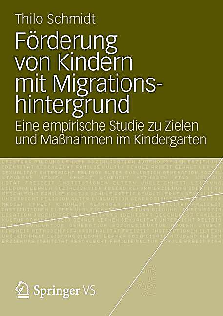 f rderung von kindern mit migrationshintergrund buch portofrei. Black Bedroom Furniture Sets. Home Design Ideas