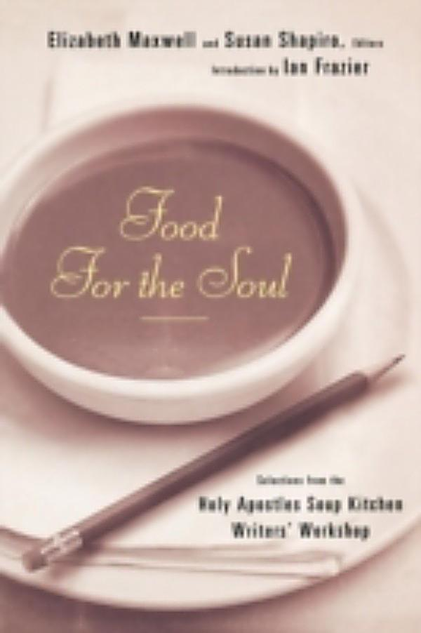 essay on poetry-the food for soul Soul foodsoul food, centers on an african-american family held together by mother joe (irma p hall) and her sunday dinners - a tradition stretching back 40 years soul food, she says, is about cooking from the heart her strategy to ensure family.