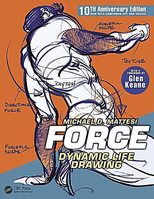 Force Character Design From Life Drawing Ebook : Force buch von michael d mattesi portofrei bei weltbild