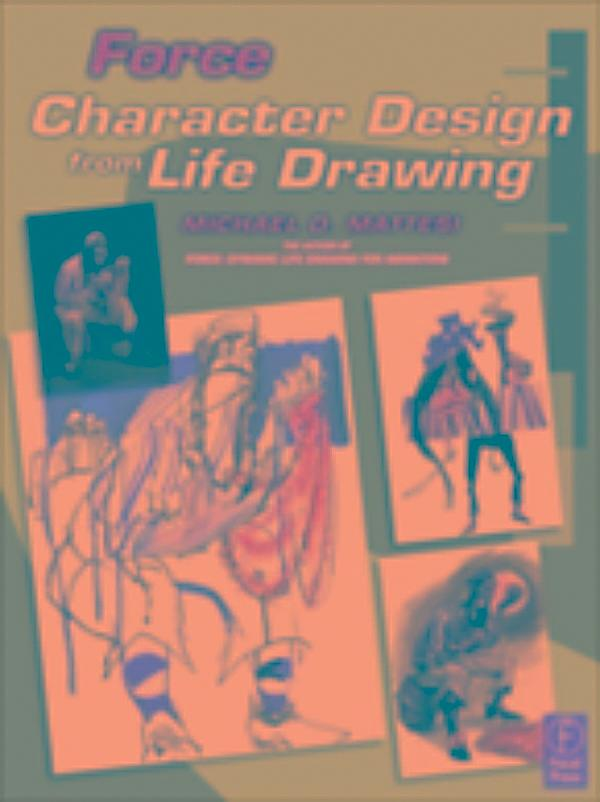 Character Design Pdf Books : Force character design from life drawing ebook weltbild