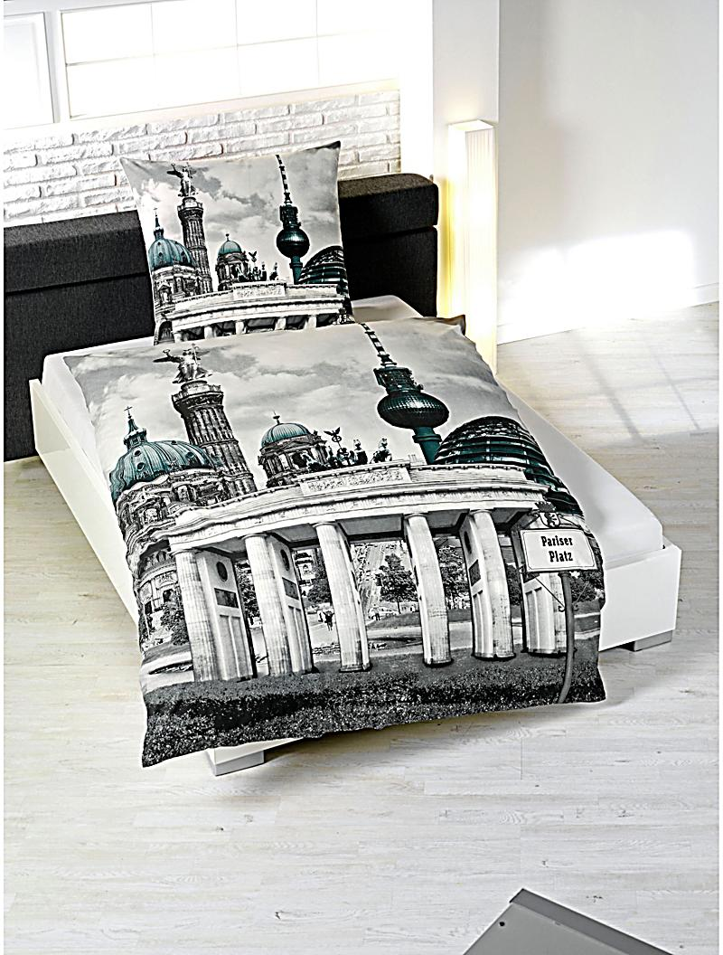 foto bettw sche berlin motiv berlin bestellen. Black Bedroom Furniture Sets. Home Design Ideas