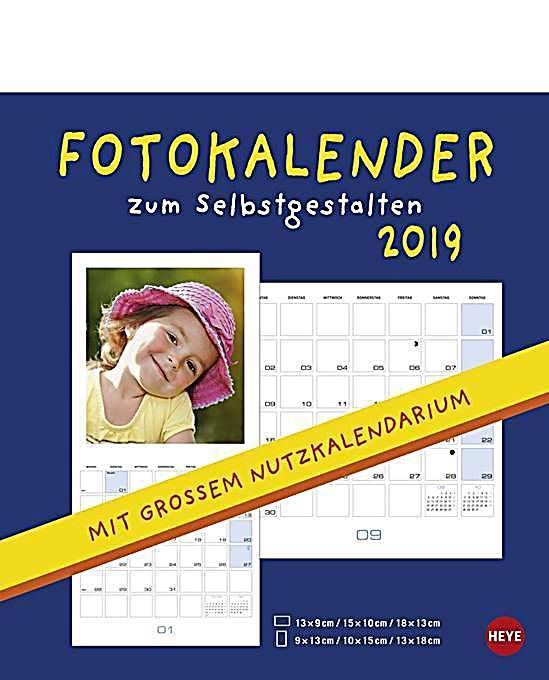 fotobroschurkalender zum selbstgestalten 2019 kalender. Black Bedroom Furniture Sets. Home Design Ideas