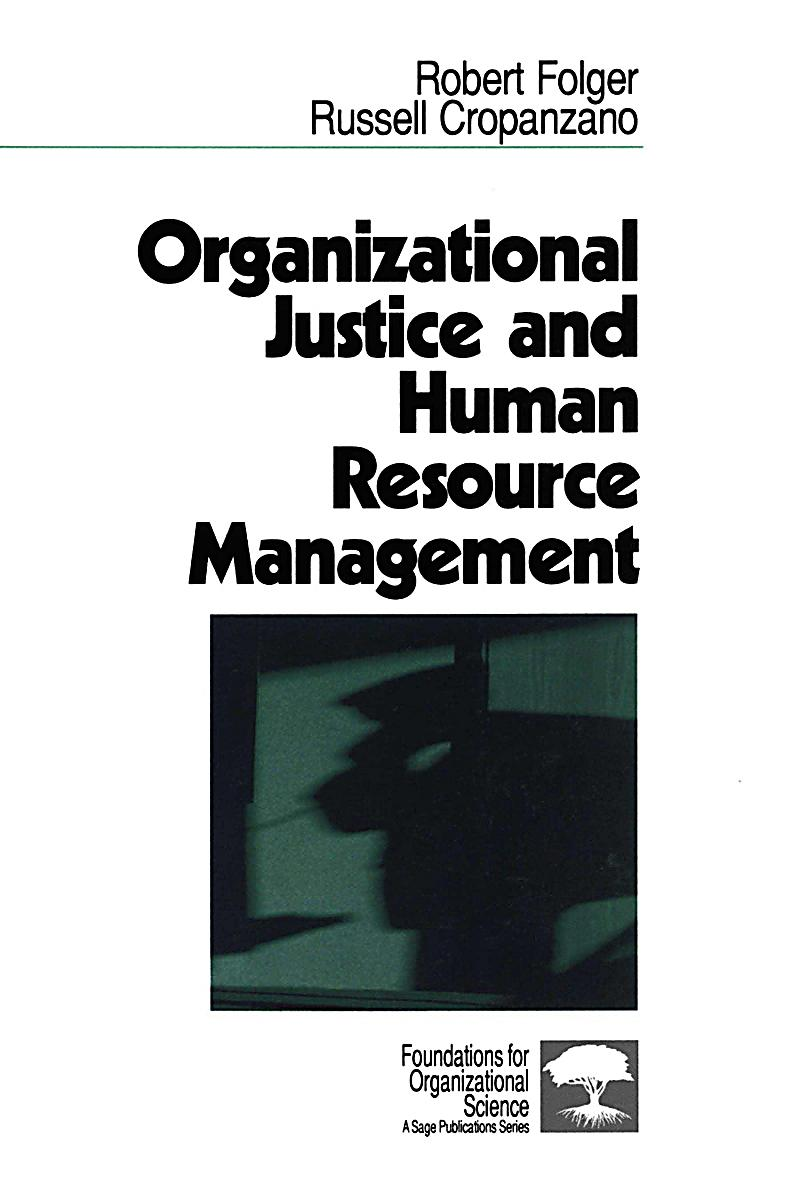 organisational justice 1 researching employee reactions to high performance work systems in the service sector: the role of organisational justice theory margaret heffernan.