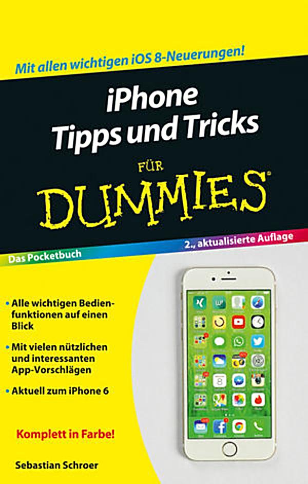 f r dummies iphone tipps und tricks f r dummies. Black Bedroom Furniture Sets. Home Design Ideas