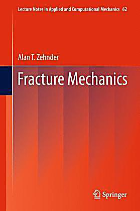fracture mechanics lecture notes pdf
