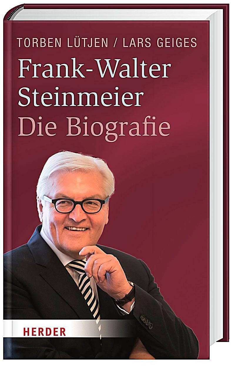 Frank Walter Steinmeier Buch Portofrei Bei Weltbild Bestellen