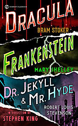 frankenstein comparing with dr jekyll and mr hyde