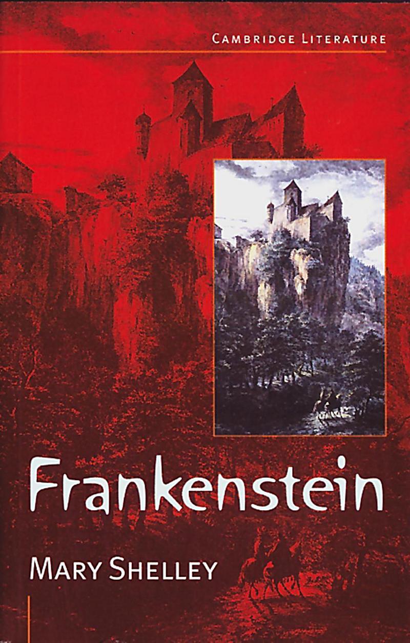 frankenstein the modern prometheus by mary shelley Frankenstein, or the modern prometheus by mary wollstonecraft (godwin)  shelley   18 de maio de 2002.