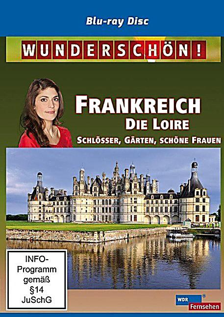 frankreich die loire schl sser g rten sch ne frauen blu ray film. Black Bedroom Furniture Sets. Home Design Ideas