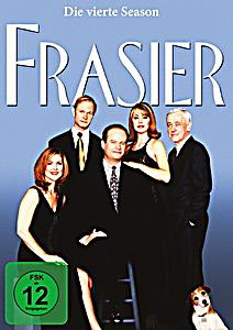 Frasier - Staffel 4 (4 DVDs)