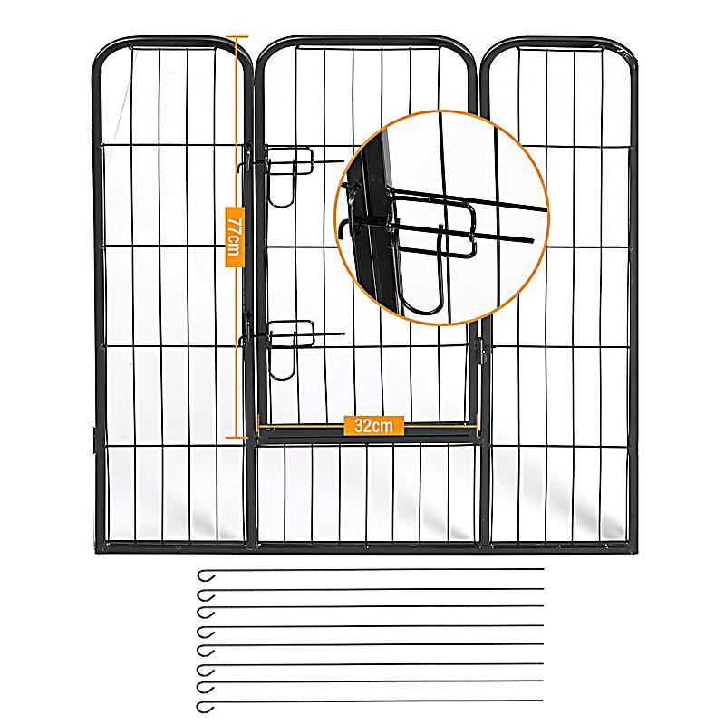 freilaufgehege f r kaninchen welpen und kleintiere. Black Bedroom Furniture Sets. Home Design Ideas