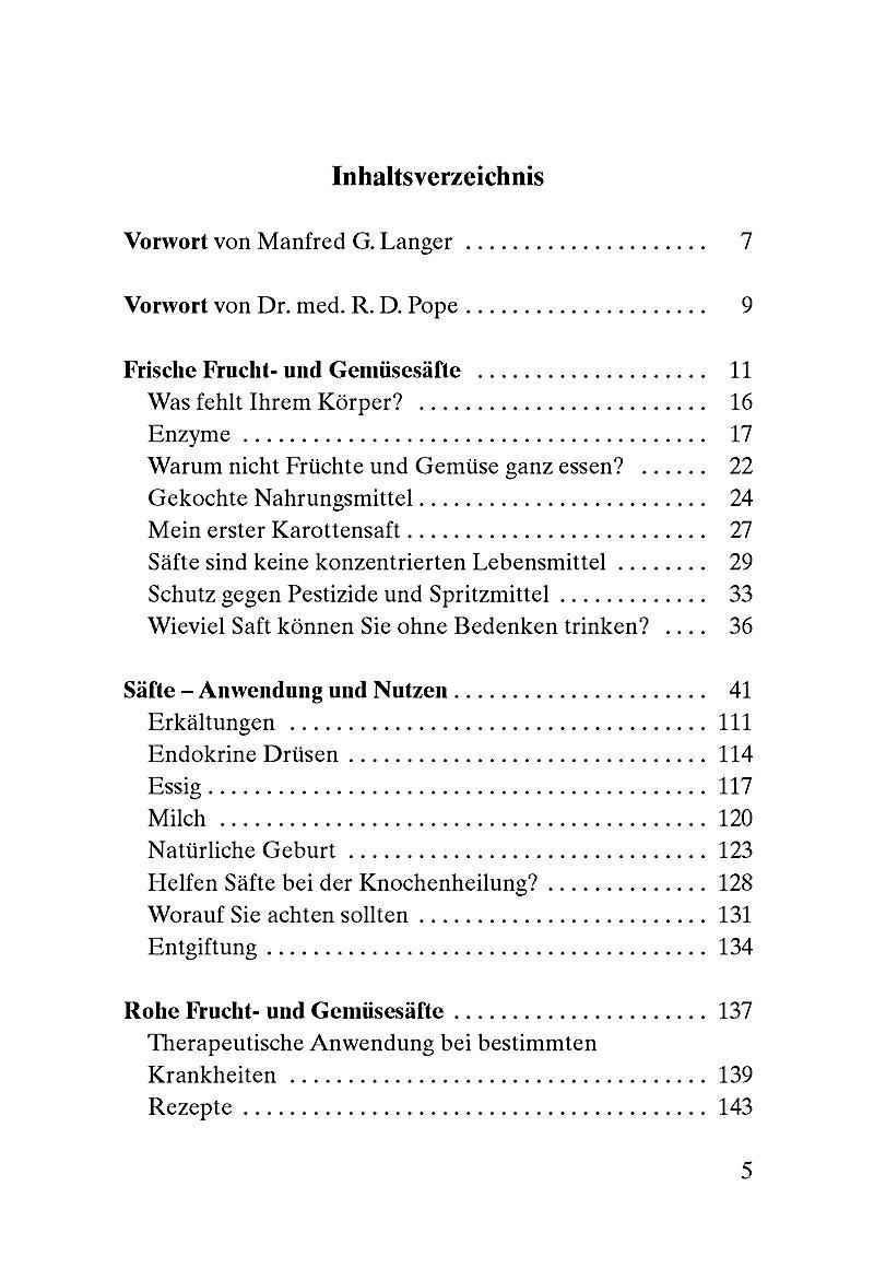 Frische Fruchtsäfte und Gemüsesäfte Buch bestellen - Weltbild.de