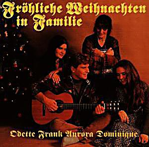 fr hliche weihnachten in familie cd von frank sch bel. Black Bedroom Furniture Sets. Home Design Ideas