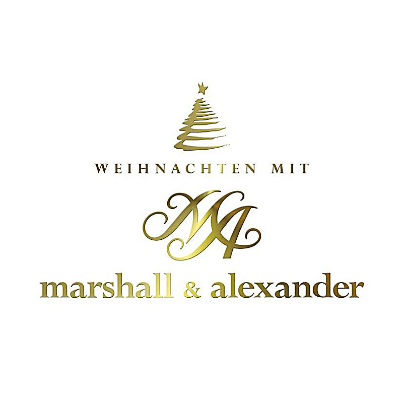 frohe weihnachten cd von marshall alexander bei. Black Bedroom Furniture Sets. Home Design Ideas