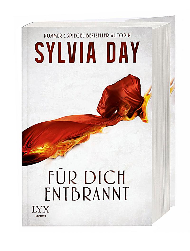 f r dich entbrannt buch von sylvia day bei. Black Bedroom Furniture Sets. Home Design Ideas