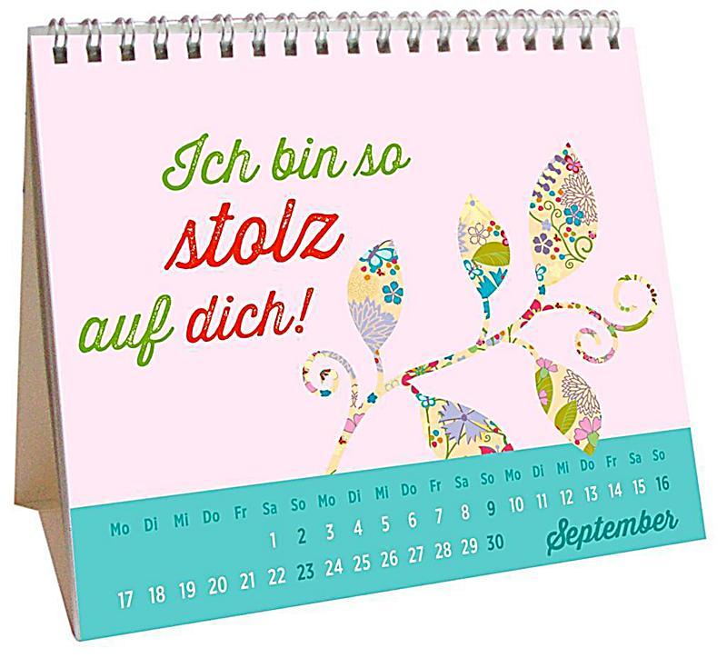 Für die beste Tochter der Welt 2018 - Kalender bei Weltbild.de