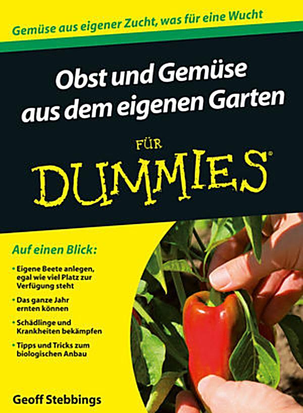 f r dummies obst und gem se aus dem eigenen garten f r. Black Bedroom Furniture Sets. Home Design Ideas