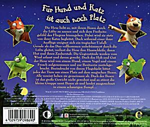 für hund und katz ist auch noch platz, audio-cd hörbuch kaufen