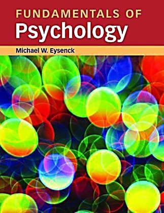 fundamentals of psychology eysenck pdf download